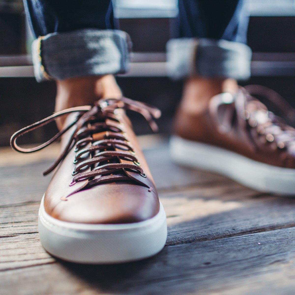 Männer Freizeitschuhe Herrenschuhe Herrenschuhe Herrenschuhe England Board Schuhe Leder Freizeitschuhe Retro Leder Multicolor Herrenschuhe Burgundy 824263