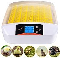 Sailnovo Incubadora Incubadora 56 Huevos, incubadora de Huevos