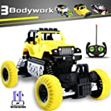 KULARIWORLD RC Cars Rechargeable Remote Control Car Off Road Truck Hobby RC Crawlers Toy for Kids Boys Girls Gift 27 MHz…