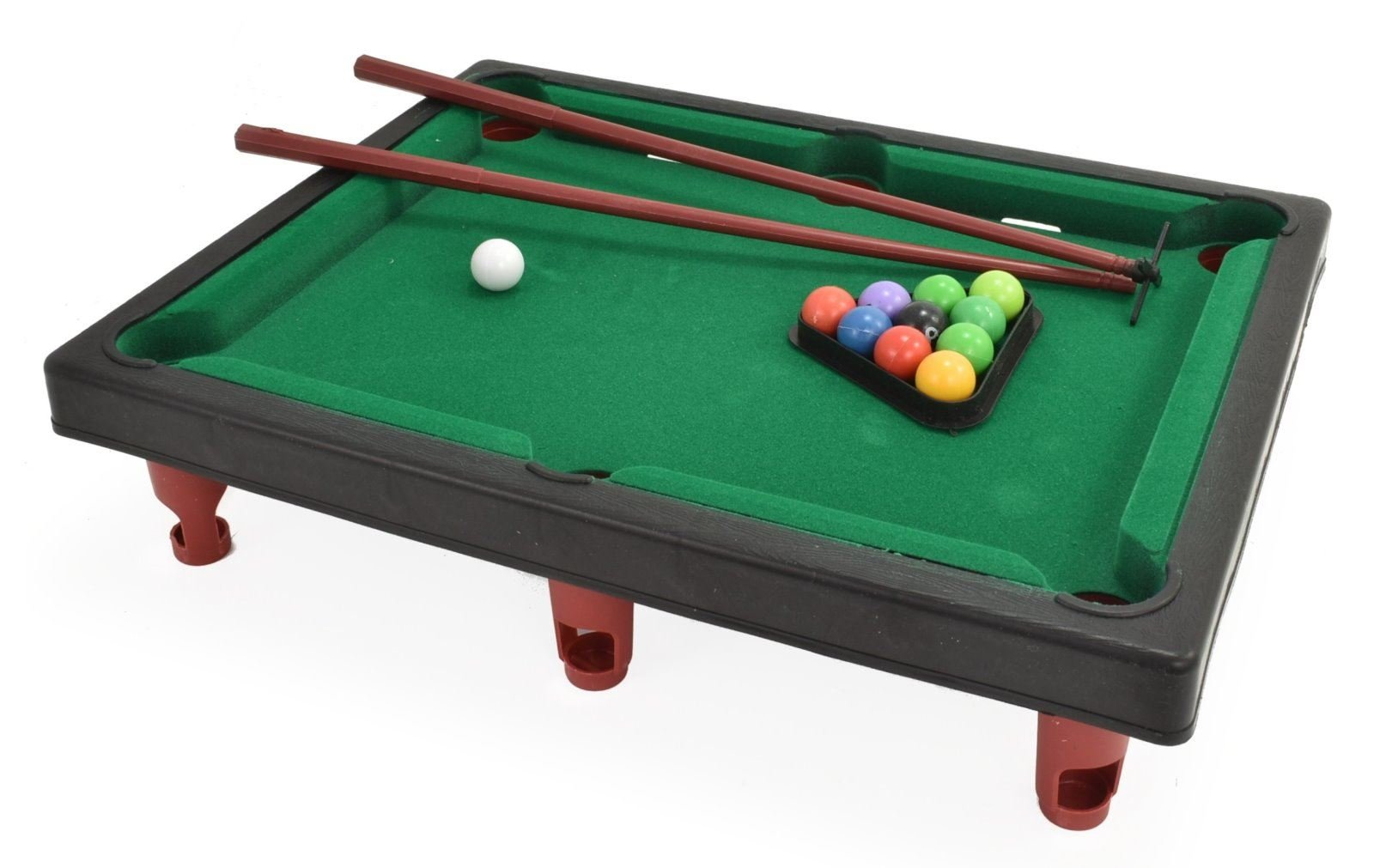 My Mini Tabletop Pool Snooker Table Game Set Toy Childrens Xmas Gift Ty824