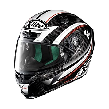 Amazon.es: Casco Integral X-Lite x-803 Ultra Carbon MotoGP Carbon 16 TG. XXS