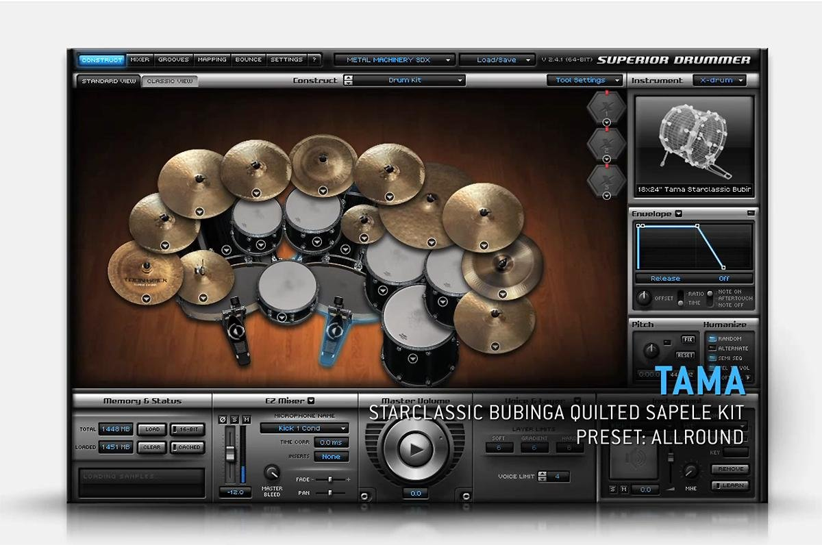 toontrack metal machine review