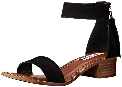 be4cf521b Steve Madden Women's Darcie Heeled Sandal: Amazon.ca: Shoes & Handbags