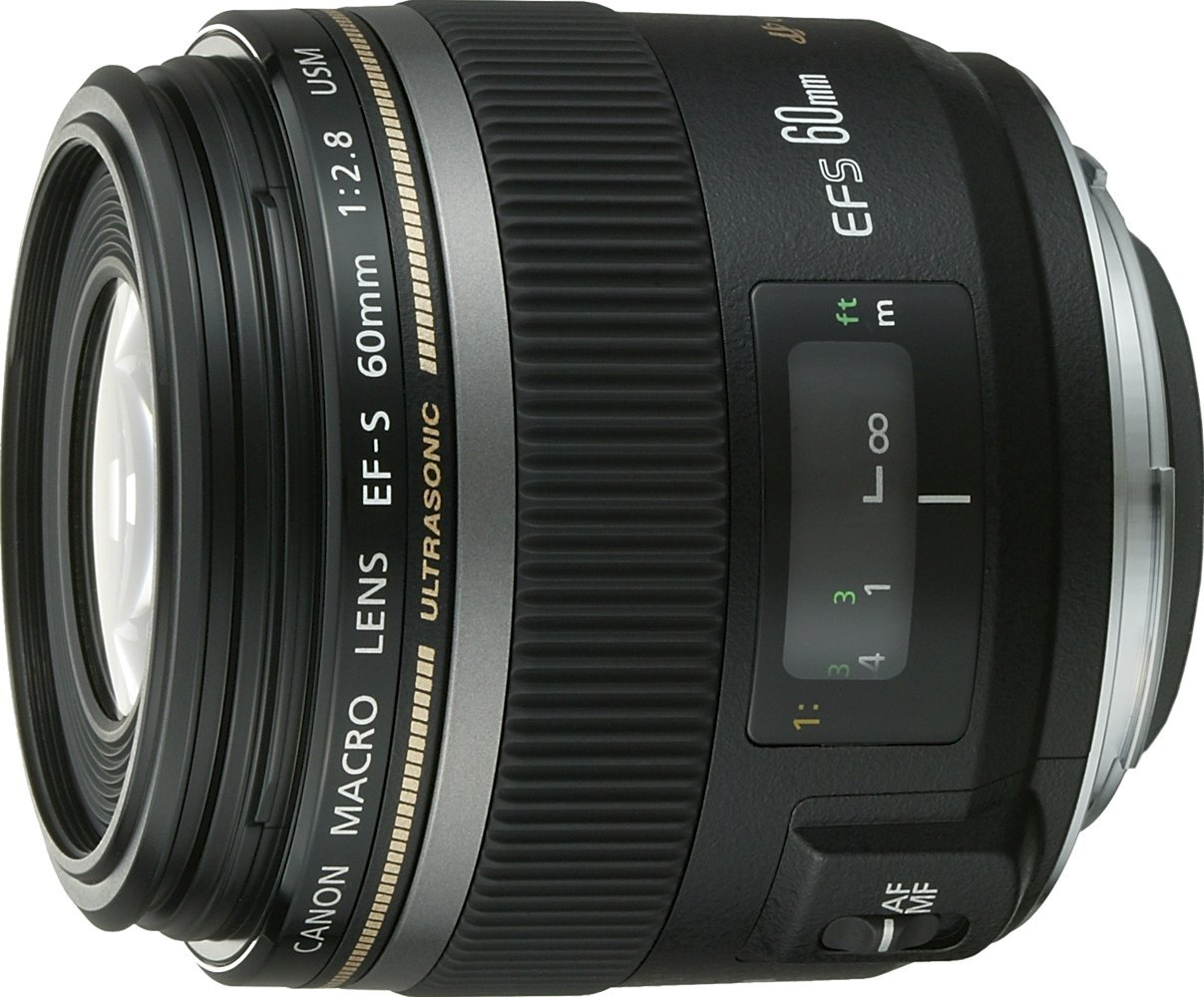 Canon Macro USM Objetivo para Canon distancia focal fija mm apertura f