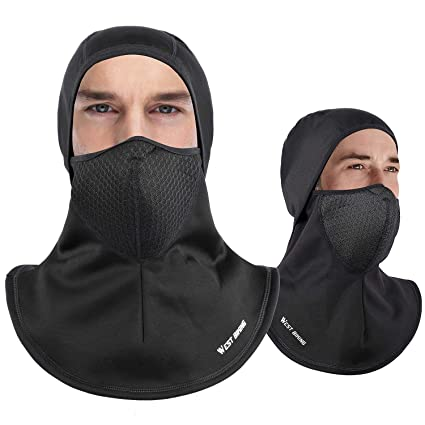 65eb34505f3 ICOCOPRO Warm Balaclava - Windproof Ski Mask - Full Face Mask with  Breathable Vents for Skiing