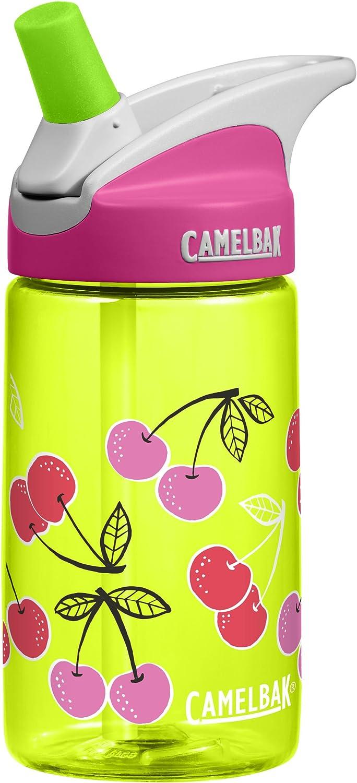 Camelbak - Botella para niños, Red Fruits, 0.4L