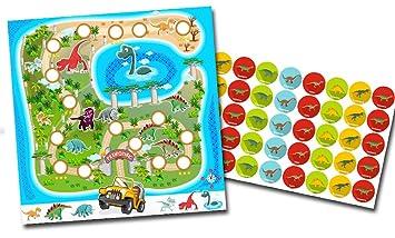 Belohnungssystem Crazy Jungle 5 verschiedene Motive T/öpfchen-Trainer mit Zaubersticker