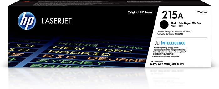 HP 215A | Toner Cartridge | Black | W2310A, One Size