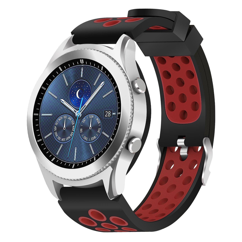 Amazon.com: Senter 22mm Universal Smart Watch Band, Soft ...