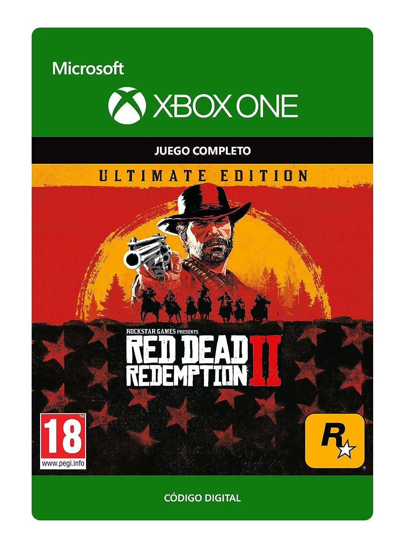 Red Dead Redemption 2 | Xbox One - Código de descarga ...