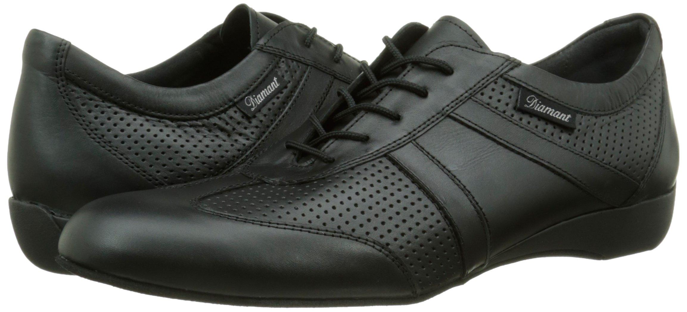 Diamant Men's Model 13 Dance Sneaker- 1'' (2.5 cm) Wedge Heel (Wide - H Width), 13.5 W US (13 UK) by Diamant (Image #5)