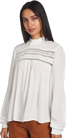 قميص جيدجيت للنساء من فيرو مودا باكمام طويلة