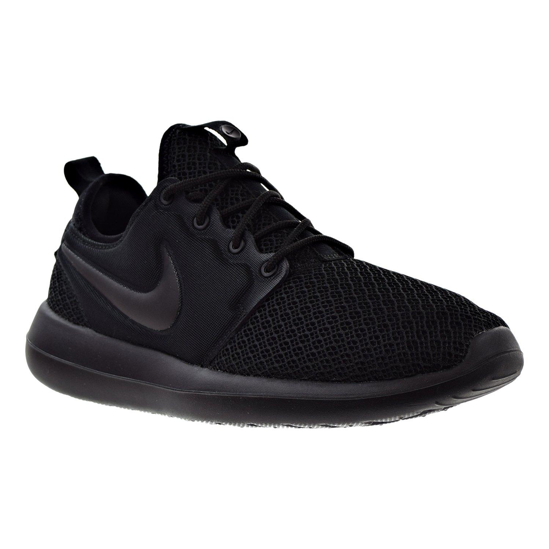cheaper b98c8 d06e1 Nike Women's Roshe Two Casual Shoe Black/Black/Black: Amazon ...