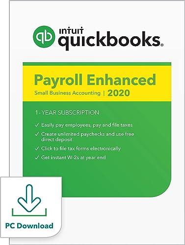 QuickBooks Desktop Enhanced Payroll