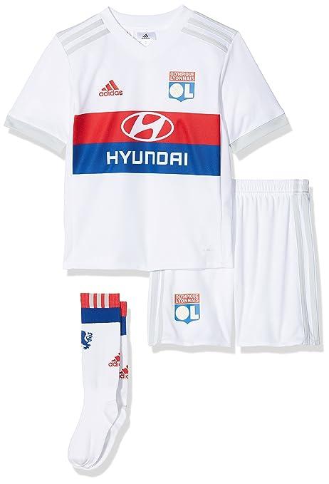 completo calcio Lyon ufficiale