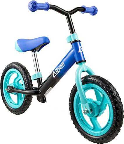 12/'/' Kids Balance Bike No Pedal Bicycle Ride Scooter Toys Children Training Gift