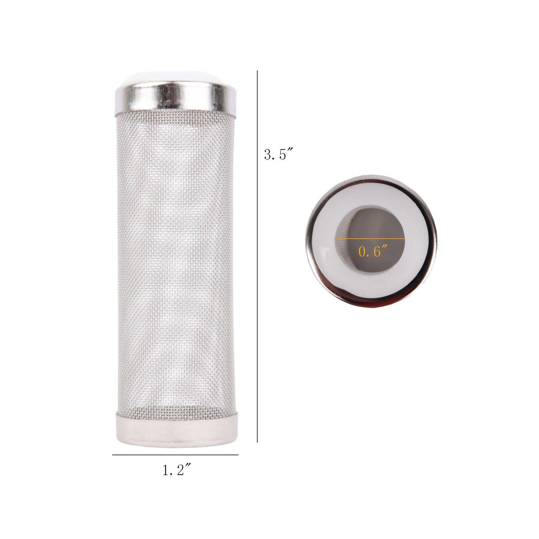 M1 Intake Filter Sponge Powkoo Aquarium Fish Tank Filter Sponge Filter Covers