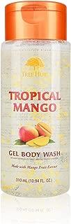 product image for Tree Hut Moisturizing Gel Body Wash Tropical Mango, 10.94oz, Ultra Hydrating Gel Body Wash for Nourishing Essential Body Care