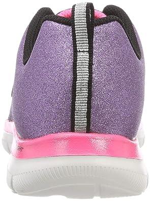 dcbe0922d30 Skechers Girl's Skech Appeal 2.0-get Em Glitt Fitness Shoes: Amazon.co.uk:  Shoes & Bags