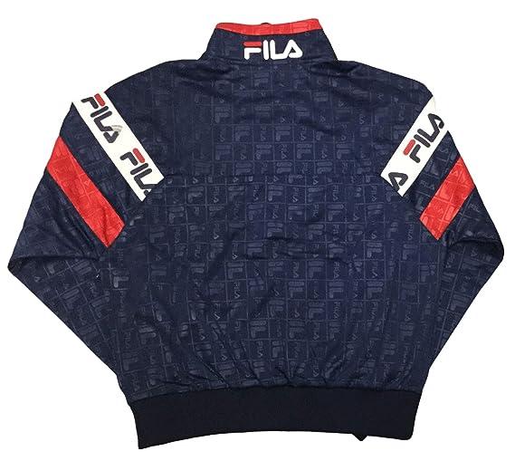 Amazon.com: Fila Casandra Track Jacket: Clothing
