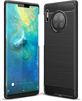 FanTing Funda para Huawei Mate 30 Pro 5G, Suave TPU, Funda Suave y ...