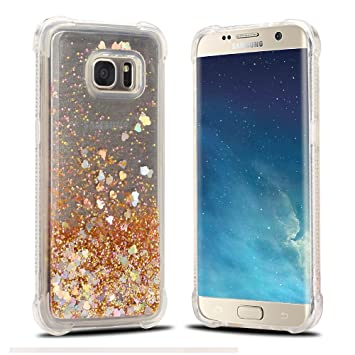 Funda Samsung S7 Edge, Carcasa Galaxy S7 Edge Silicona ...