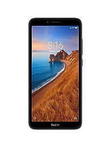 Redmi 7A (Matte Black, 2GB RAM, 16GB Storage) - Extra...