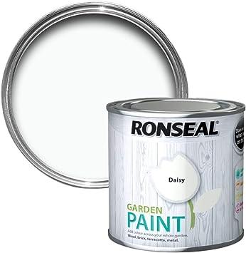 Ronseal RSLGPD250 GPD250 Garden Paint - Multiple Colours