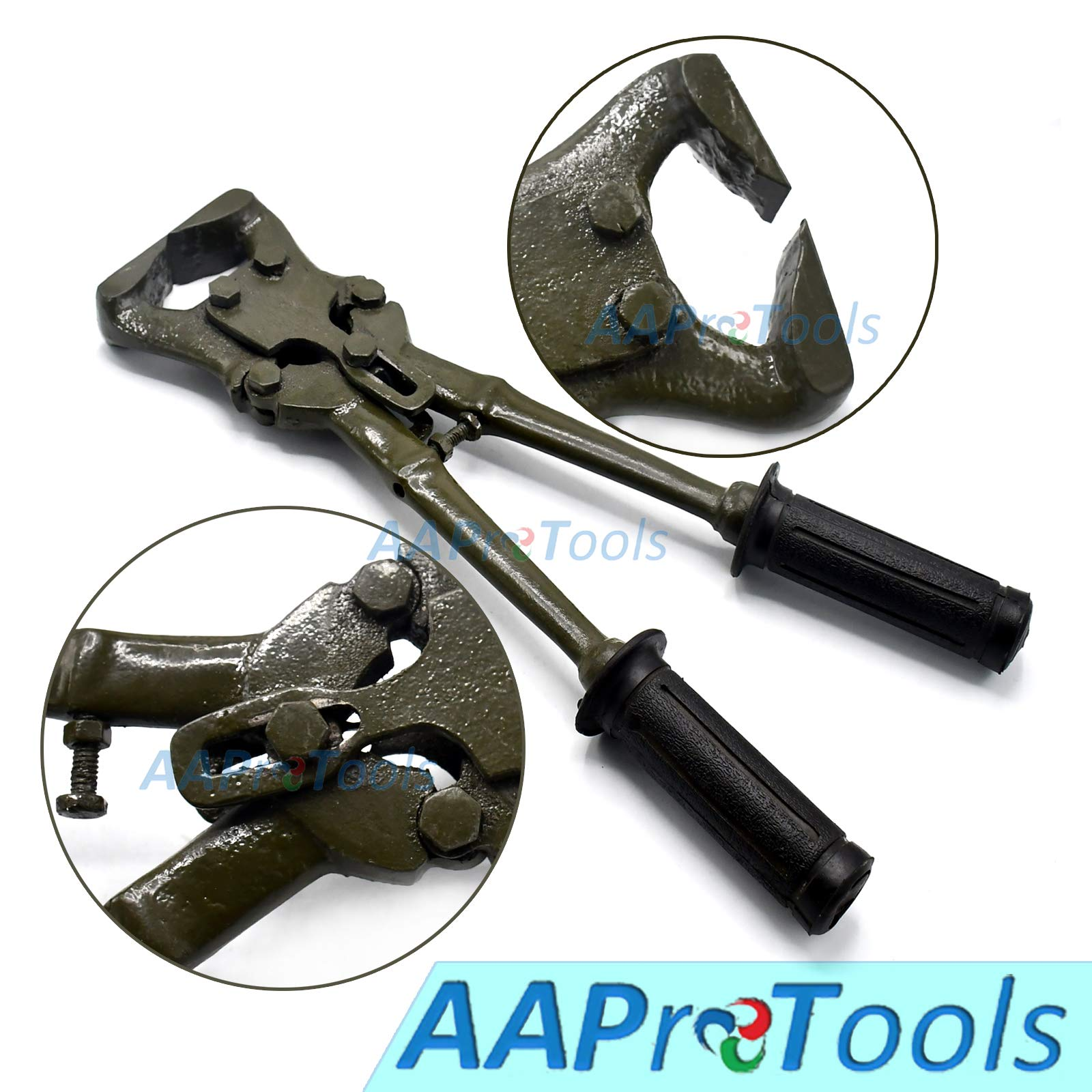 AAProTools Compound Action Hoof Nippers 16'' Heavy Duty Livestock Veterinary by AAProTools
