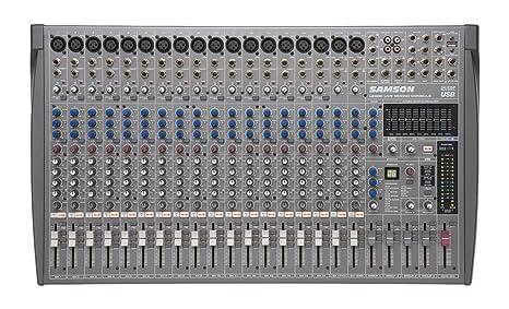 MESA MEZCLAS L2000: Amazon.es: Instrumentos musicales