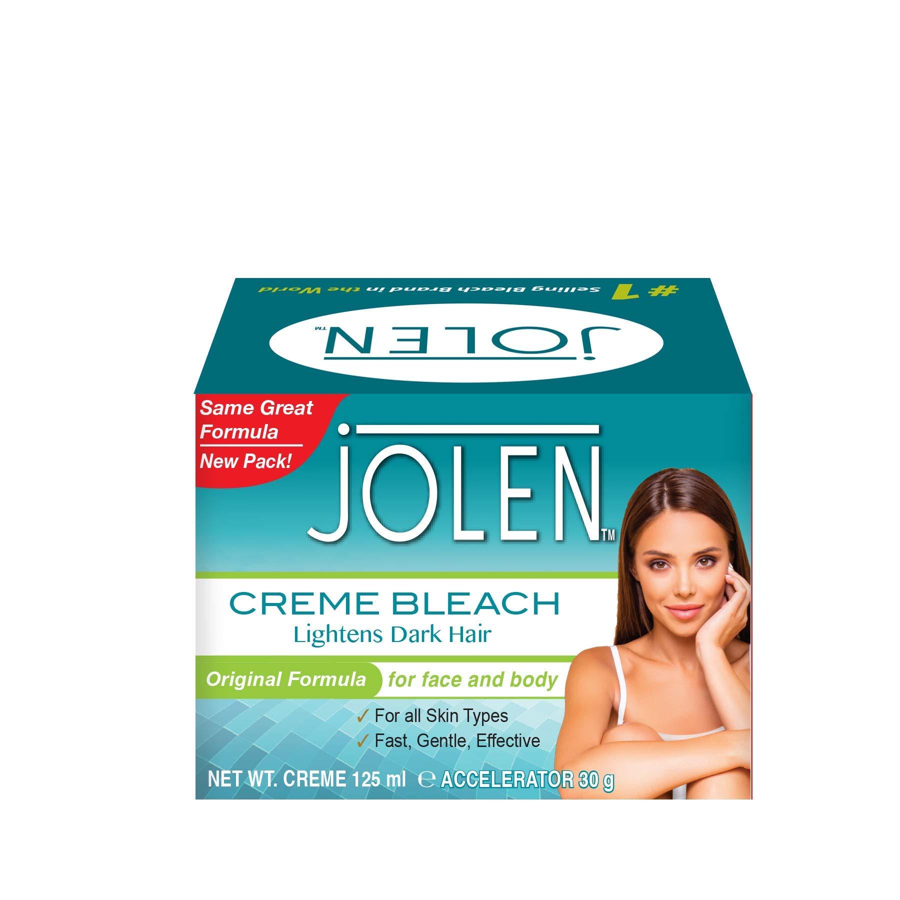 Jolen Regular125 ml Facial Bleach