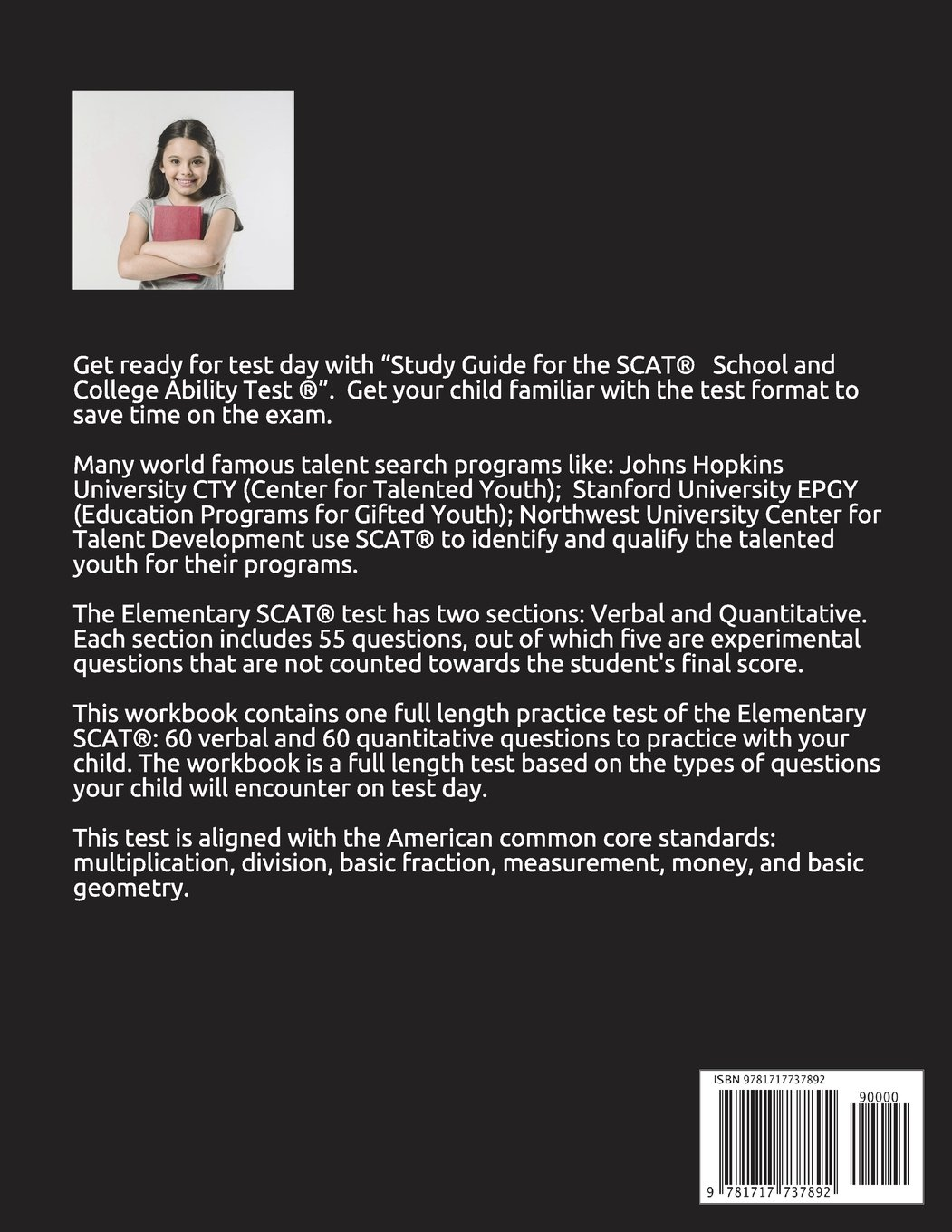Study Guide for the SCAT (R) School and College Ability Test (R): SCAT Publishing: 9781717737892: Books - Amazon.ca