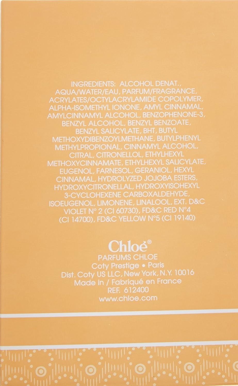 Amazoncom Chloe By Karl Lagerfeld For Women Eau De Toilette Spray