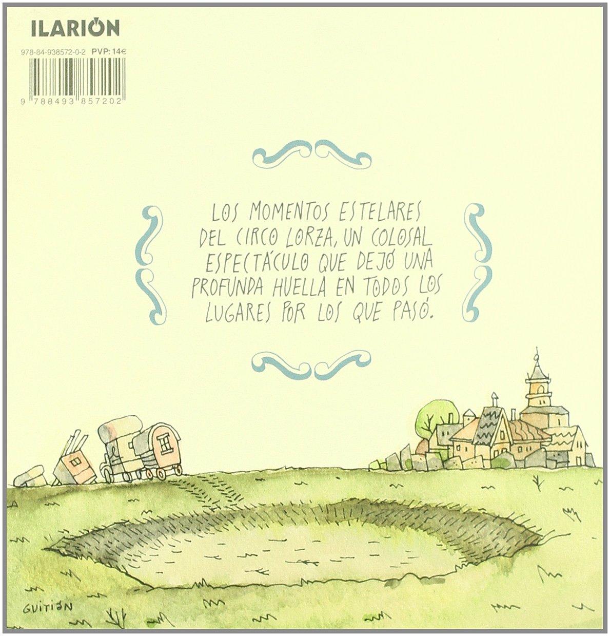 Circo Lorza,El (Recreo): Amazon.es: Guitián, Alberto: Libros