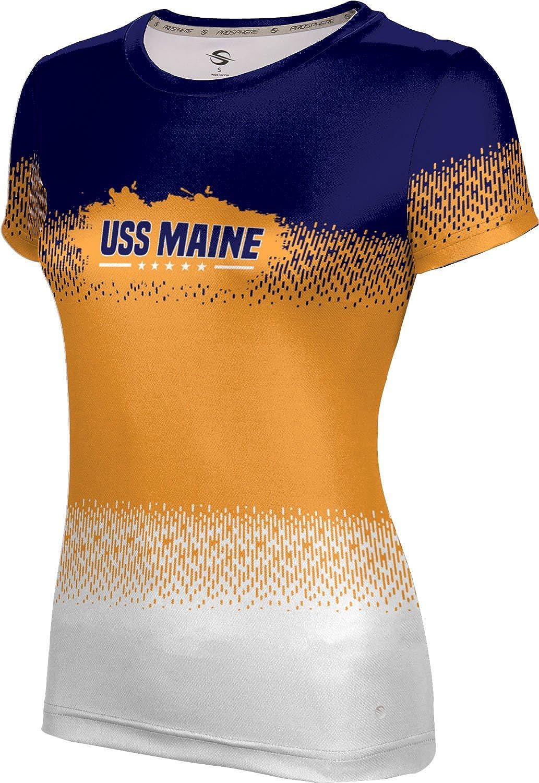 ProSphere Women's USS Maine Military Drip Tech Tee