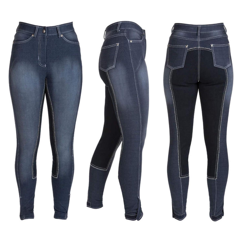 HyPERFORMANCE Pantalones de Mezclilla para Mujer