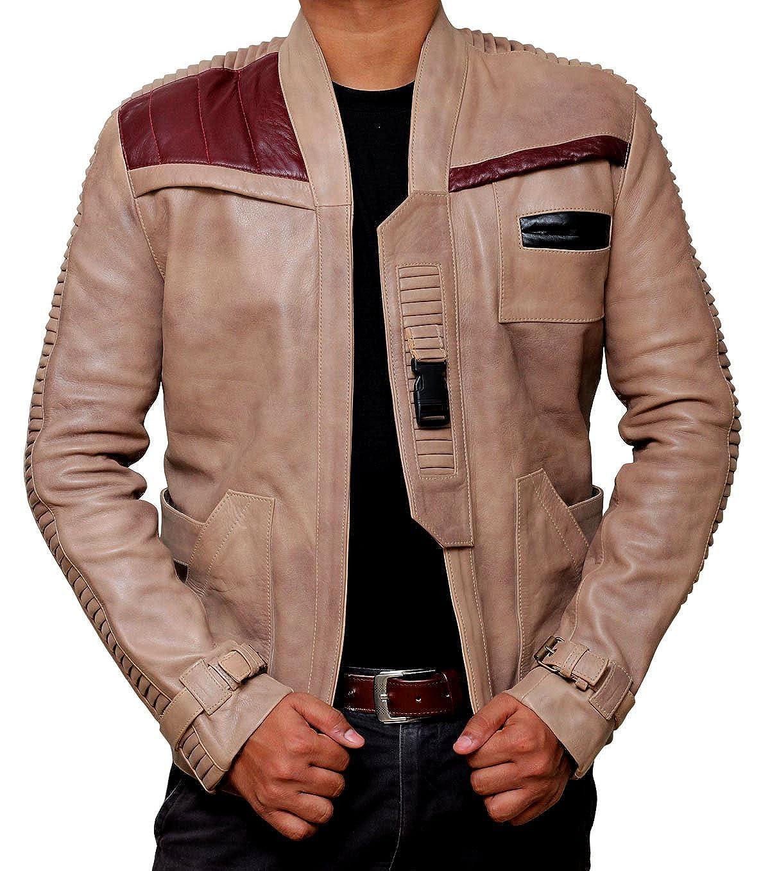 Star Wars Fuerza Awakens Finn Chaqueta - Disfraz de John ...