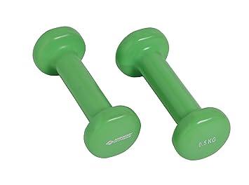 Schildkröt Fitness 960004 Pesas, 0.5kg, Unisex, Verde, 0,5 Kg: Amazon.es: Deportes y aire libre