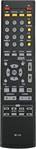New RC-1115 Replace Remote fit for DENON AVR-390 AV Surround Receiver