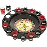 Huji Roulette Shot Glass Drinking Game Fun Adult Party Gift