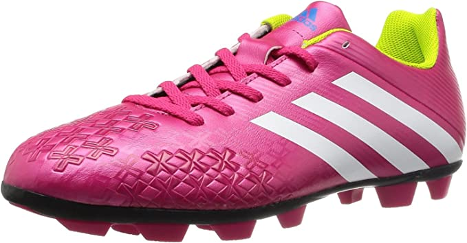 adidas, Scarpe da Calcio Uomo Rosa Vivid Berry: Amazon.it