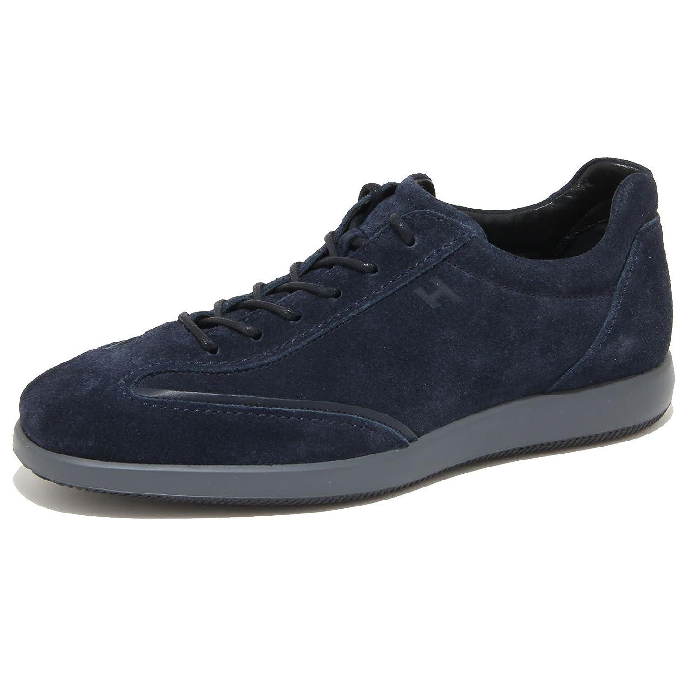 Hogan 8450N Sneaker Dress Azul Zapatos Hombre Zapatos Hombre Hombre Hombre ef5345