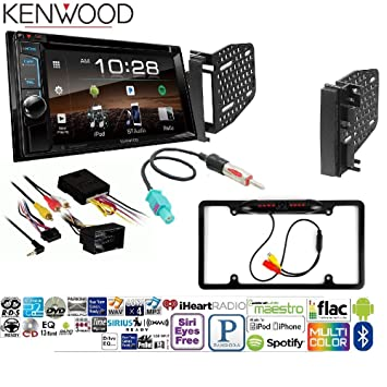 Review Kenwood DDX595 eXcelon 6.2""