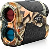 Wosports Hunting Range Finder, 700 Yards Archery Laser Rangefinder for Bow Hunting with Flagpole Lock - Ranging - Speed…