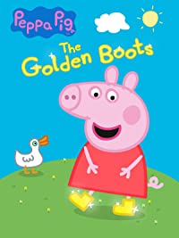 Peppa Pig - The Golden Boots 2016
