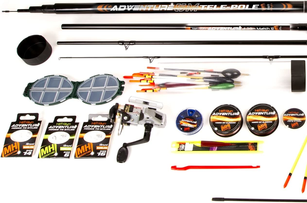 Shakespeare Beta  Full Carp Fishing Set Up Kit Rods Reels Tackle Mat  /& Shelter