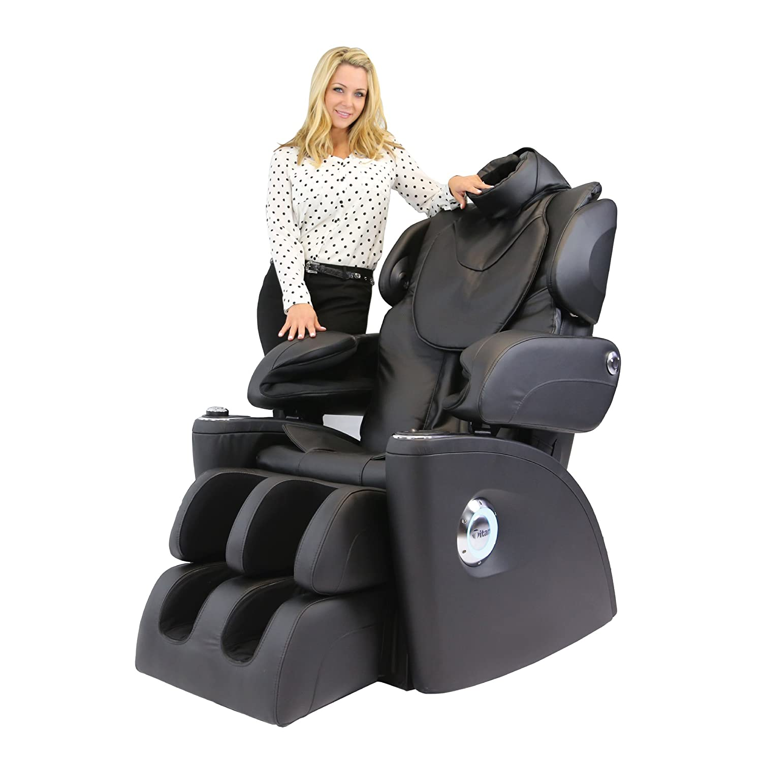Amazon Titan TI 7800 Full Body Massage Chair with Head