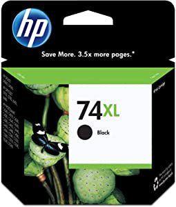 HP 74XL | Ink Cartridge | Black | CB336WN