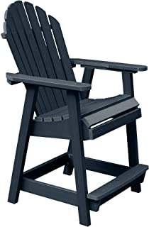 product image for highwood AD-CHCA2-FBE Hamilton Counter Height Deck Chair, Federal Blue