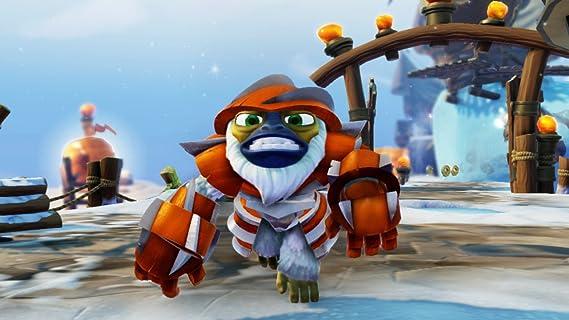 Figura Skylanders Swap Force: Grilla Drilla: Amazon.es ...